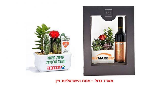 מארז שי גדול מסר של ישראליות, מארזי שי לחג, מארזי שי לעובדים